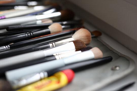 Make-up artist case