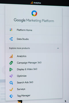 Exploring google marketing platform