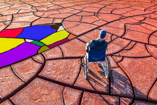 messages from a disabled person for environmentalism
