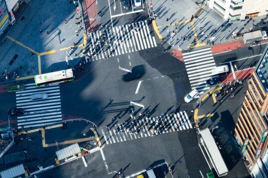 渋谷・交差点