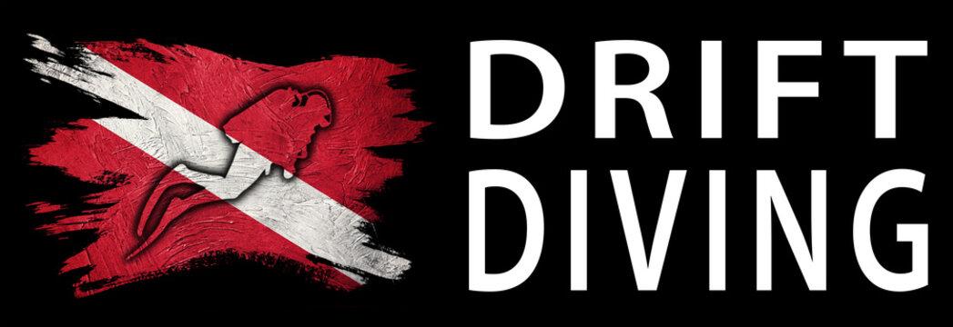Drift Diving, Diver Down Flag, Scuba flag