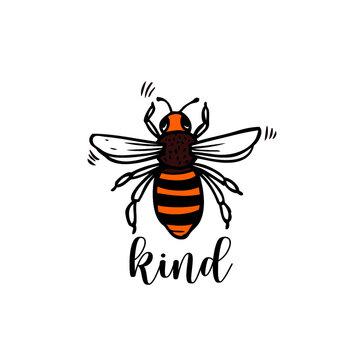 Bee Kind SVG