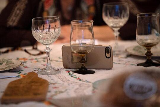 People host small Thanksgiving dinners amid coronavirus pandemic