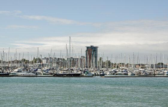 Rope Quays Development and Gosport Marina, Hampshire