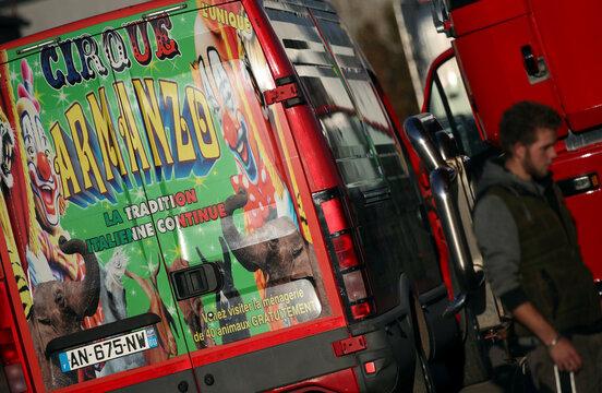 French circus Zavatelli under lockdown amid COVID-19 pandemic, in Gembloux