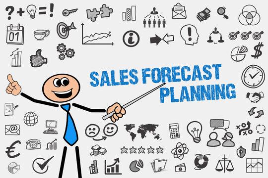Sales Forecast Planning