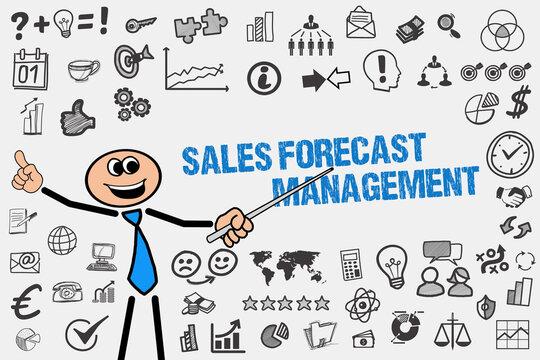 Sales Forecast Management