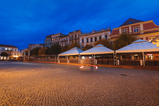 Old town of Leszno