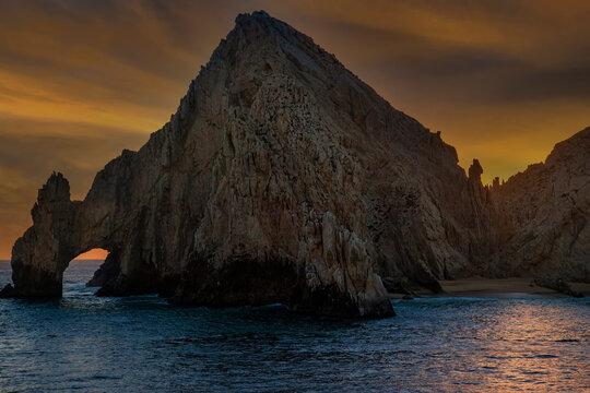 Lands End in Cabo San Lucas, Mexico