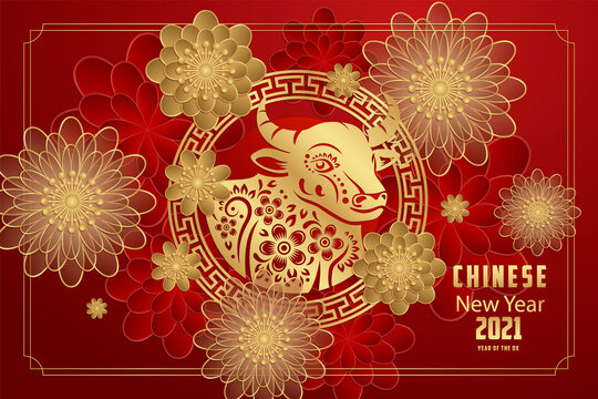 Chinese new year 2021  - lunar new year