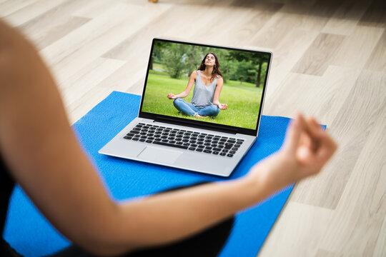 Online Yoga Meditation And Stress Management