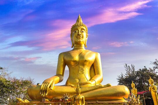 Golden Big Buddha in Pattaya