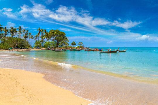 Relax bay beach on Koh Lanta Yai