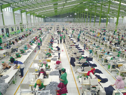 Garment Factory 6, Southeast Asia