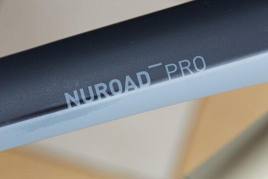 Cube Nuroad pro close up