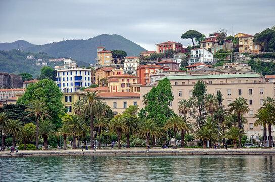 Nice italian city La Spezia