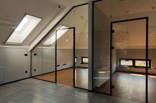 Moder Offices Interior