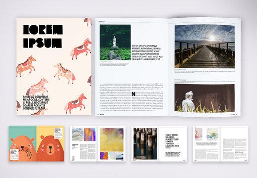 Contemporary Creation Magazine