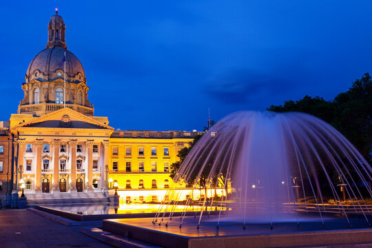 Alberta Legislative Building