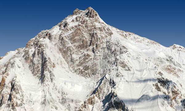Nanga Parbat peak also known as a killer mountain on the earth