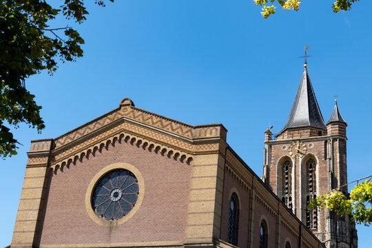 Chruch Grote Kerk in Gorinchem, The Netherlands