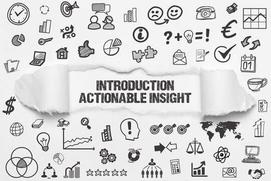 Introduction Actionable Insight