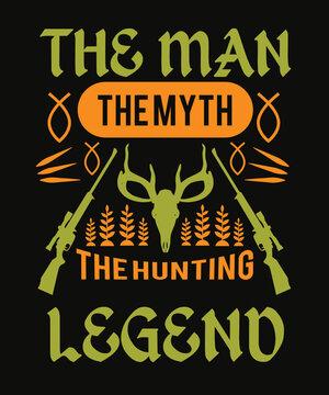 hunting design svg file