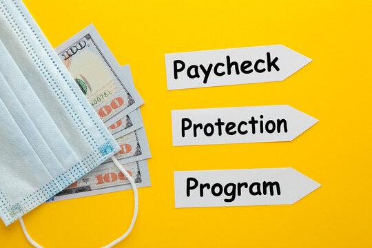 Paycheck Protection Program Concept