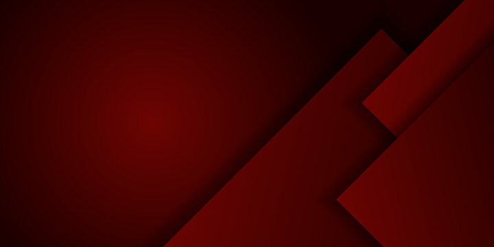 Abstract background dark red with modern corporate concept