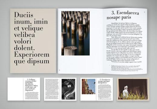 Innovative and Modern Brochure