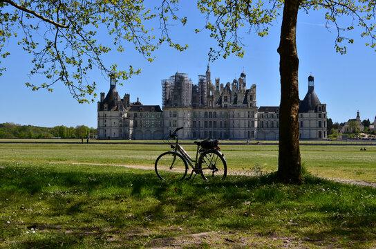 La Loire à vélo, piste cyclable du vélotourisme en France