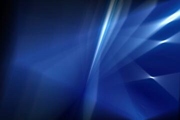 Wall Mural - abstracta, azul, indigo, luz blanca, degradación, alumbrado, fondo, digital,  ilustración, con textura, negro, luces