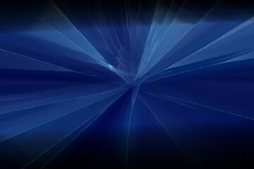 Wall Mural - abstracta, azul, índigo, degradación, alumbrado, fondo, digital, blanco, ilustración, con textura, negro, luces