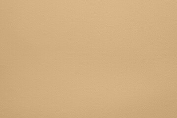 Background texture of beige natural leather grain