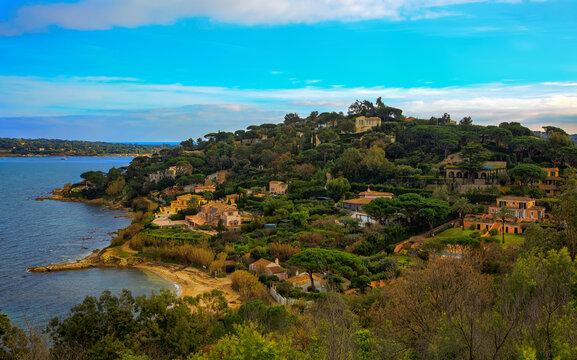 Saint Tropez Bay