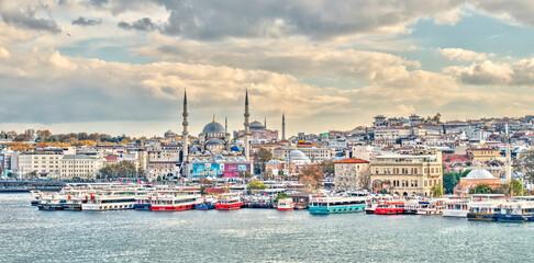 Wall Mural - Golden Horn, Istanbul