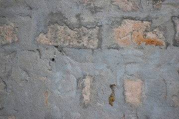 Old brick wall, grunge background, Real old brick wall texture useful for background