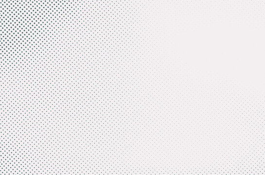 dotted texture background. Contrast vector half tone. Retro comic effect overlay. Rough dotted gradient. Dot pattern on transparent backdrop. Shading halftone texture for graphic design