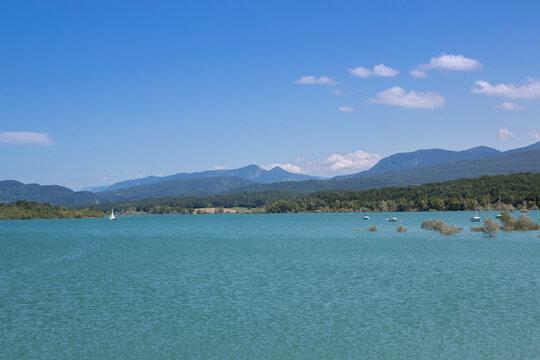 Lac de Montbel, Ariège