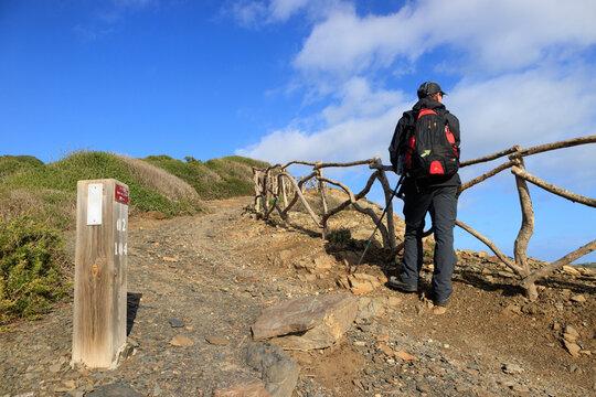 Cami de Cavalls en Menorca ruta de senderismo