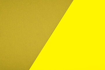 Abstract yellow background. presentation of fashion colors 2021