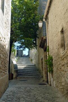 Ville de Bonnieux, département du Vaucluse, Luberon, France