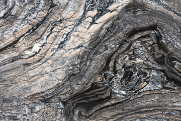 Blackwood lether - natural marble stone texture, photo of slab.