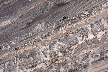 Alaska Extra - natural polished granite stone slab, texture for perfect interior, background or other design project.