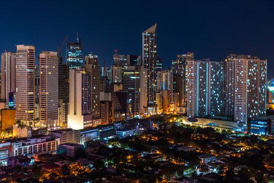 City skyline