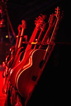Spanish guitars