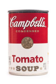 Campbells Tomato Soup