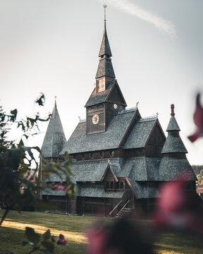 Danish Stave Church