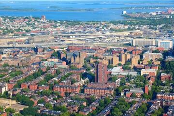 SoWa district in Boston