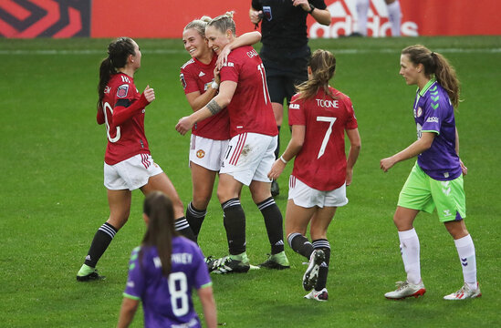 Women's Super League - Manchester United v Bristol City